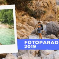 Ein Reisejahr in Bildern - Fotoparade 2019