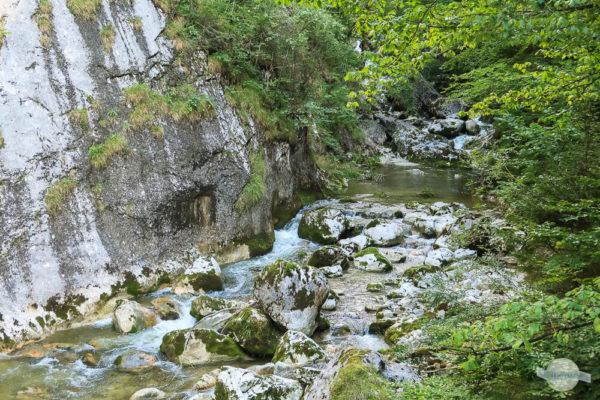 Nothklamm im UNESCO Geopark Steirische Eisenwurzen