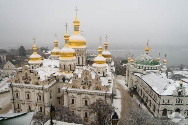 Kirche Kiew Höhlenkloster