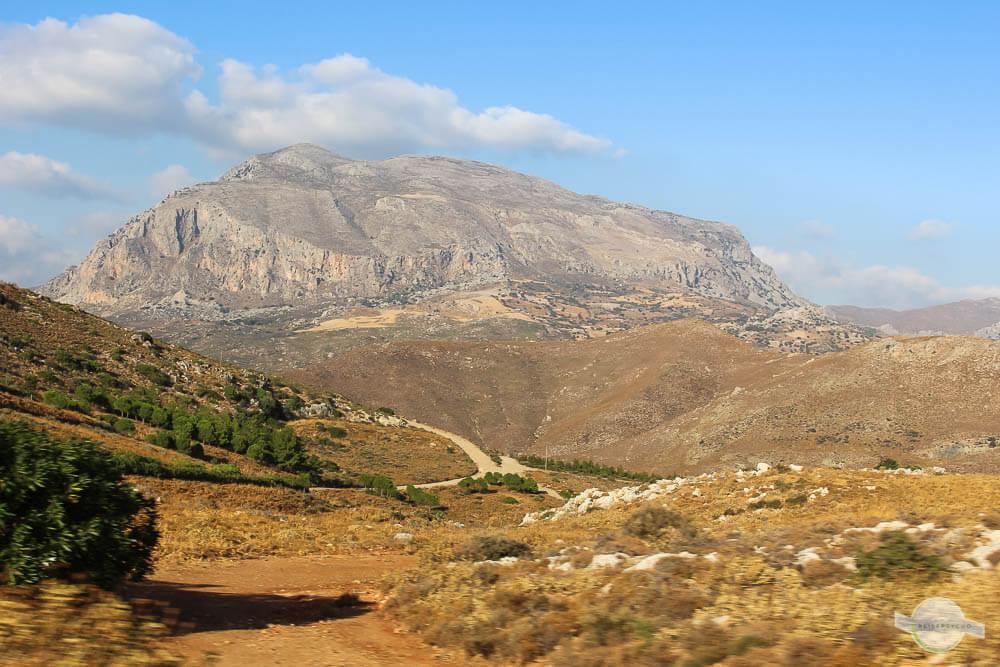 Landschaft Kreta