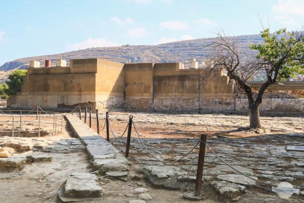Der Palast von Knossos: Die berühmteste Sehenswürdigkeit auf Kreta