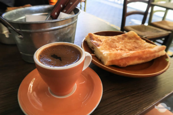 Essen auf Kreta - Nachspeise