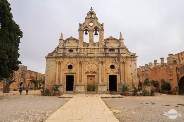 Kreta Tipps Sehenswürdikeiten: Kloster Arkadi
