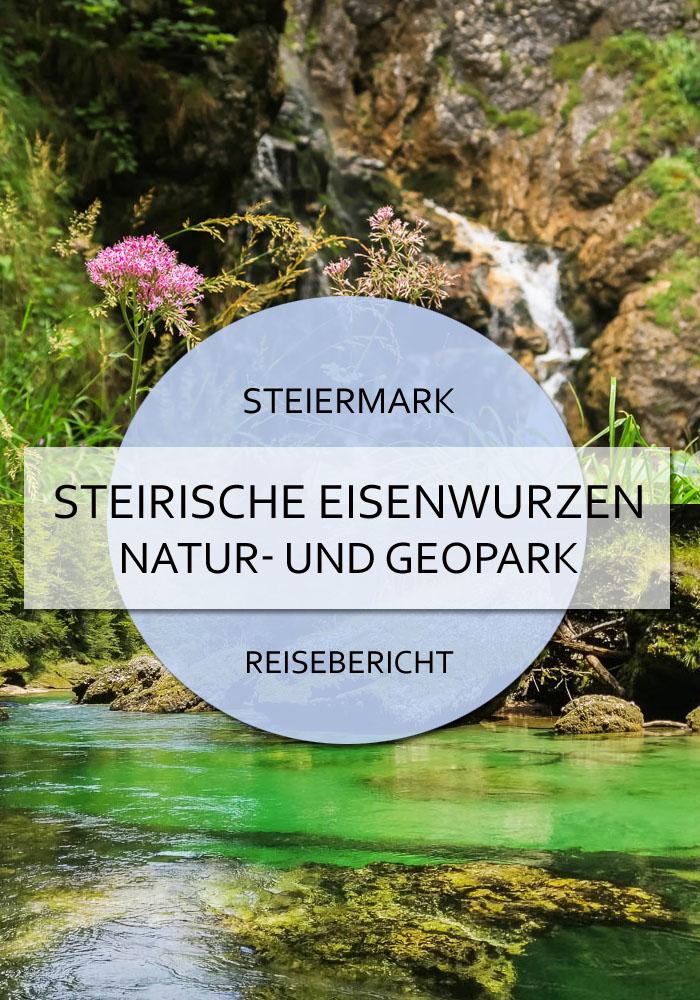 Natur- und Geopark Steirische Eisenwurzen im Gesäuse #natururlaub #österreich #steiermark #natur #wildwasser #geologie #unesco #abenteuer #rafting #wandern #nachhaltig #alpen