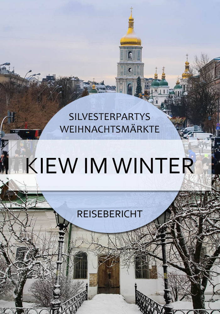 Kiew zu Silvester