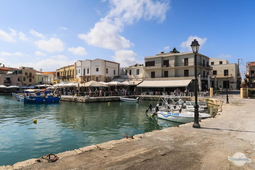 Rethymno Kreta venezianischer Hafen