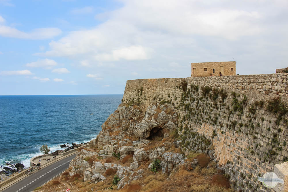Rethymno Festung Mauern