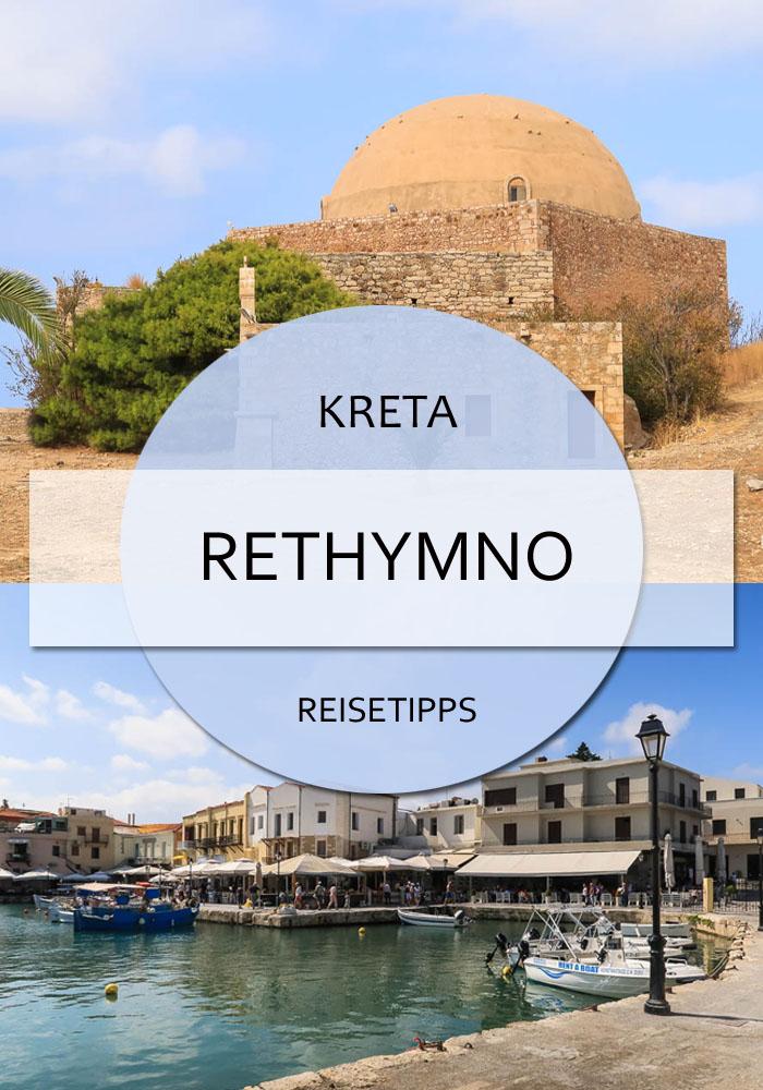 Rethymno Kreta Reisetipps