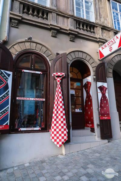 Krawatten kaufen in Zagreb