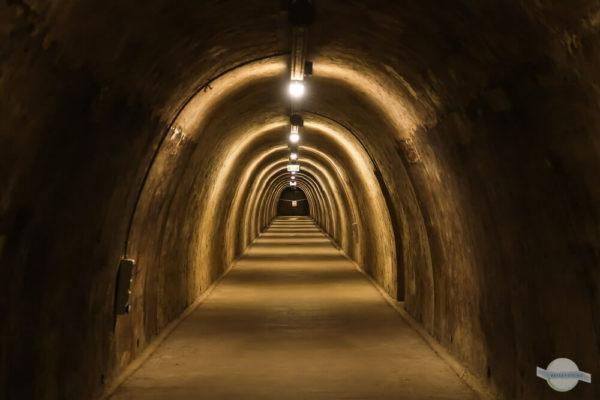 Grič Tunnel in Zagreb