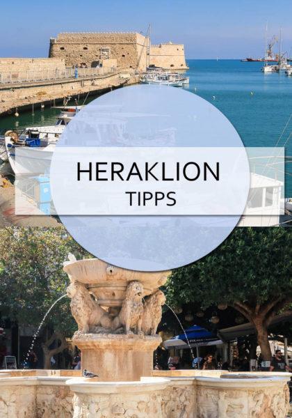 Heraklion Tipps