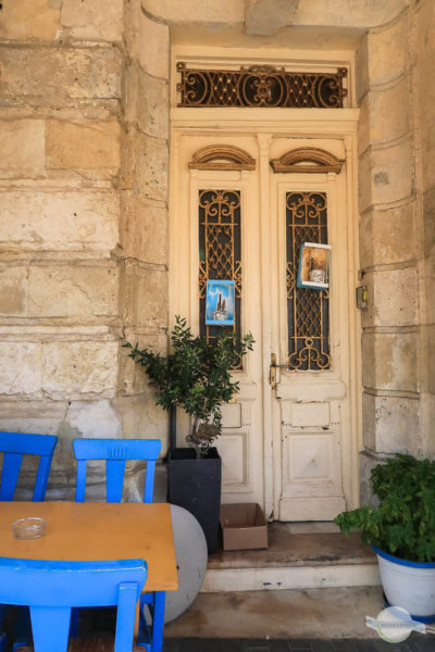 Café auf Kreta