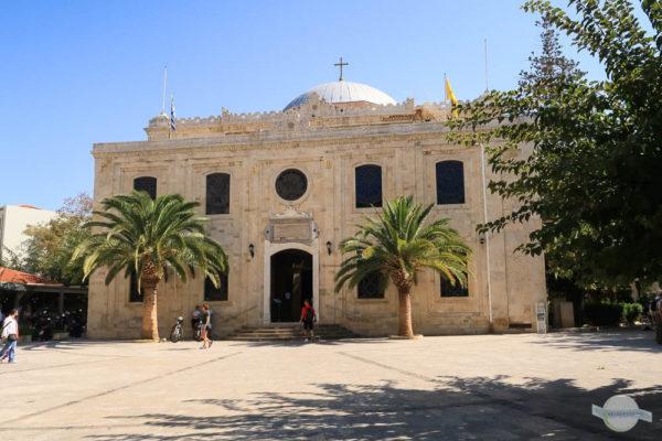 Ágios Titos in Heraklion