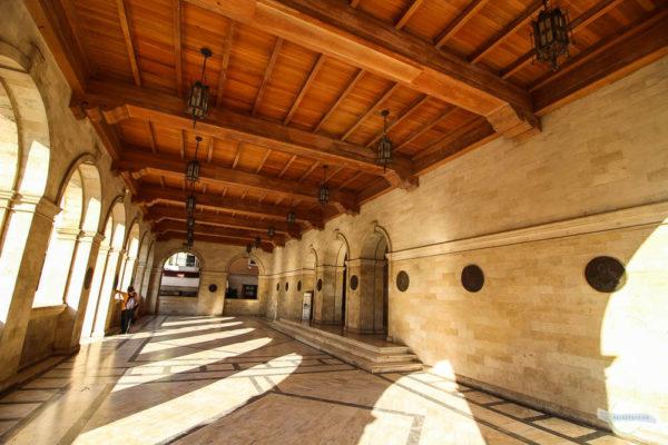 Die venezianische Loggia im Zentrum Heraklions