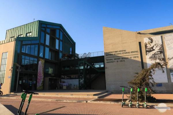 Das Naturhistorische Museum in Heraklion