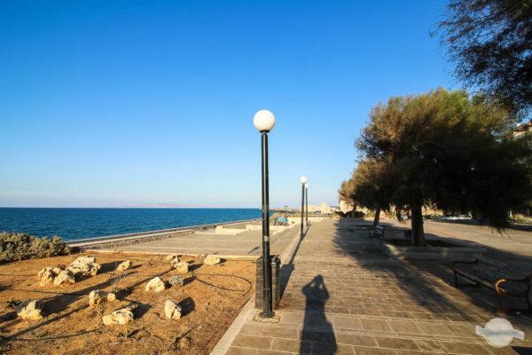 Strand in Heraklion