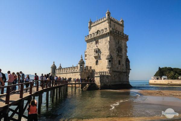 Torre de Belém Stopover Lissabon