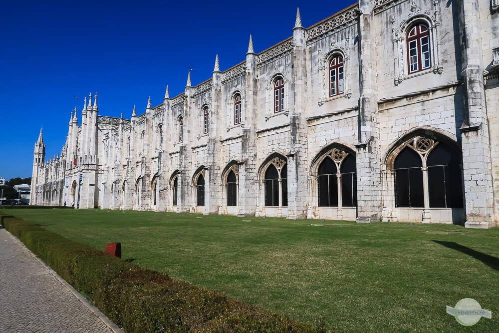 Das Kloster von Belém besuchen, auch wenn man nur einen Tag in Lissabon ist