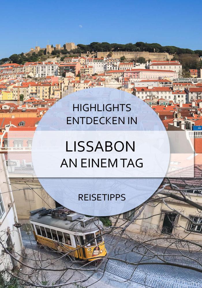 Lissabon Stopover - Highlights an einem Tag