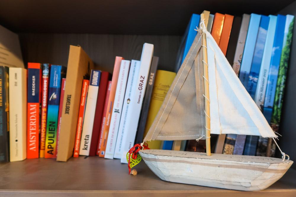 Bücher für Reisefans – Eine Portion Fernweh für Zuhause