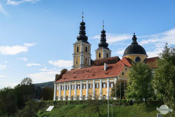 Gehört zu den Top Graz Tipps: die Basilika Mariatrost