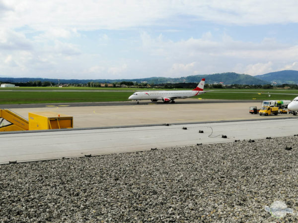 Flughafen Graz Austrian Airlines