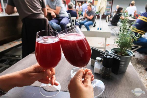 Schilchersturm trinken in Graz