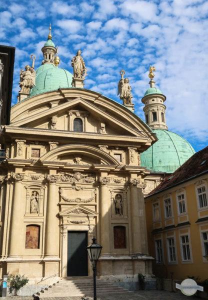 Graz Tipps: Die Katharinenkirche mit dem Mausoleum