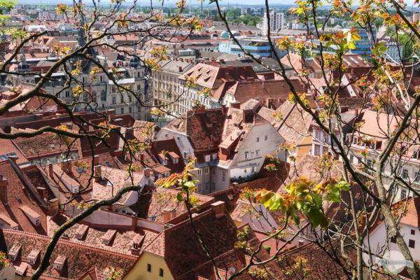 Schöne Plätze in Graz