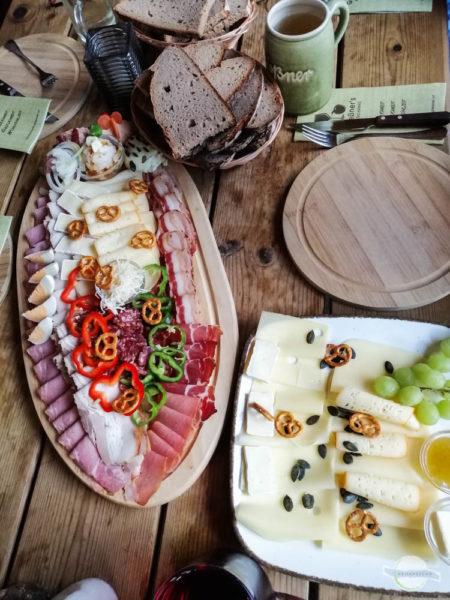 Graz Tipps fürs Essen: Brettljause