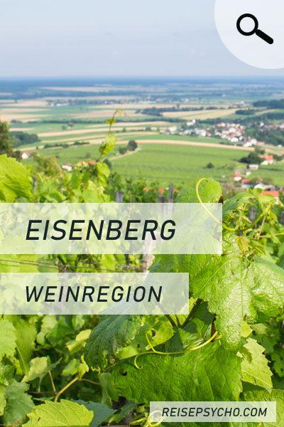 Der Eisenberg im Südburgenland - unterwegs in der Weinidylle