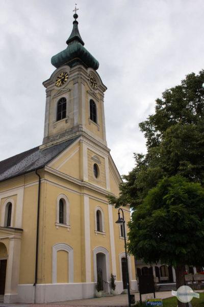 evangelische Kirche in Pinkafeld