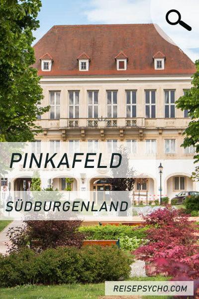 Pinkafeld im Südburgenland - unterwegs in der Kleinstadt