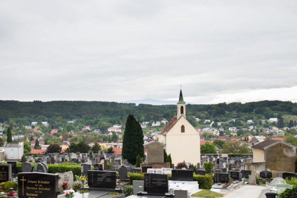 Friedhof in Pinkafeld