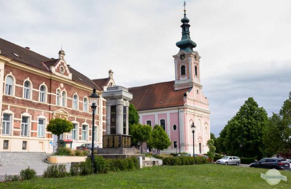 Katholische Kirche Pinkafeld