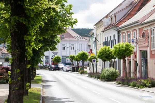 Pinkafeld im Südburgenland