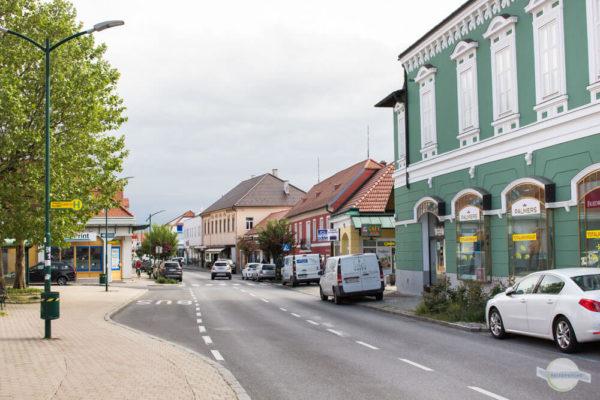 Hauptstraße Pinkafeld