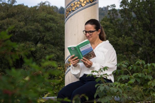 Arkadien und Cornetti im Park lesen