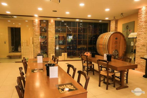 Weingut Douloufakis auf Kreta