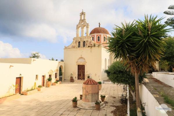 Kloster Arsani auf Kreta