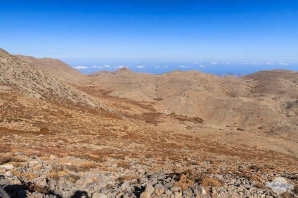 Landschaft am Psiloritis