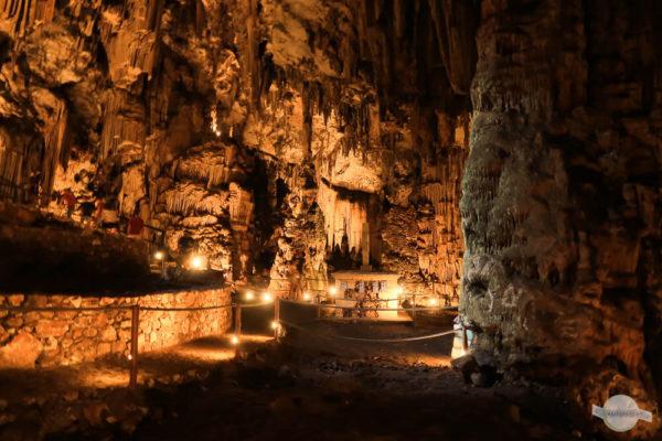 Die Höhle von Melidoni