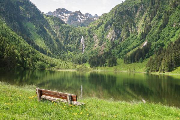 Steirischer Bodensee - Bergsee in Österreich