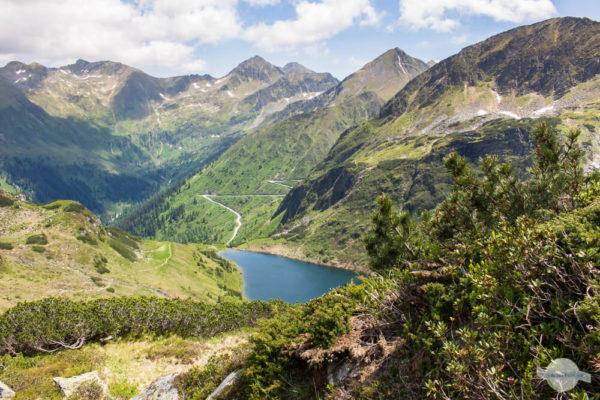 Berge und Seen in Österreich