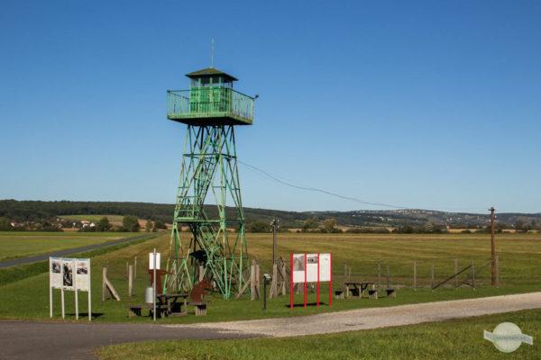 Wachturm am Grenzerfahrungsweg Bildein