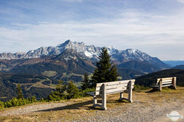 Therapie auf Reisen in den Bergen