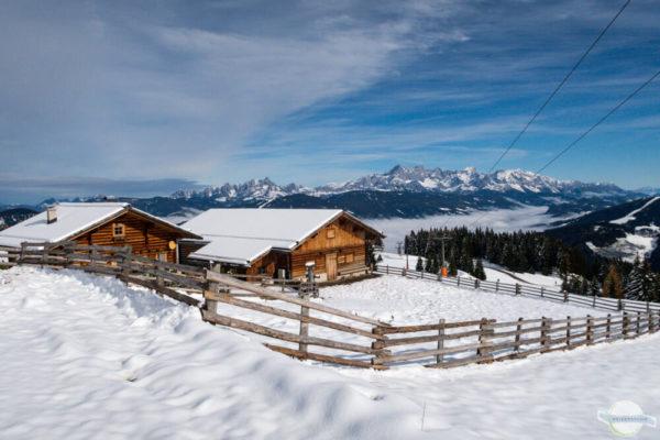 Schnee Flachau
