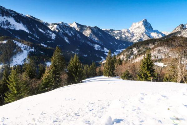 Winter Gesäuse Reichenstein