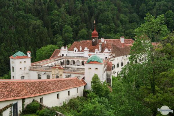 Schloss Herberstein in der Oststeiermark