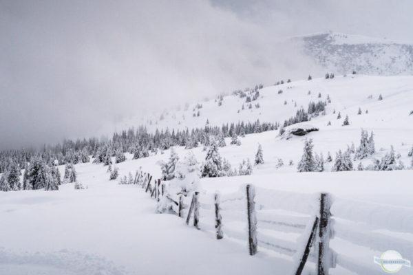 Weinebene Winter